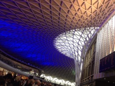 King's Cross new concourse