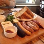 mmm sausage heaven