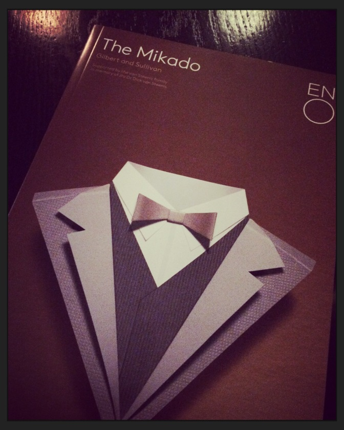 The Crazy but Utterly Magnificent Mikado