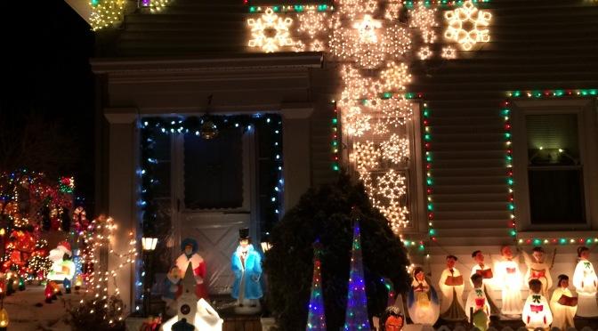 Crazy Christmas [House] Lights